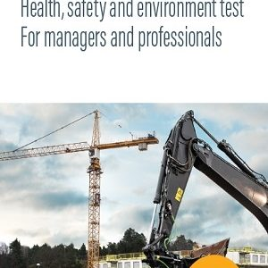 Health, safety and environment test for managers and professionals GT200 DVD