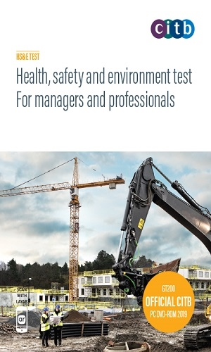 Purchase your Health, safety and environment test for managers and professionals GT200 DVD here
