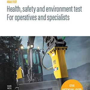 Health, safety and environment test for operatives and specialists GT100 DVD