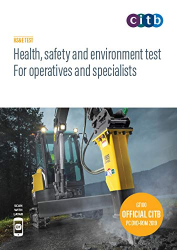 Purchase your Health, safety and environment test for operatives and specialists GT100 DVD here